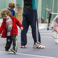 Tots Tennis (3 To 4yrs)