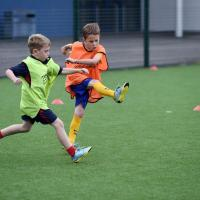Football: Creative Players (5 to 8yrs)